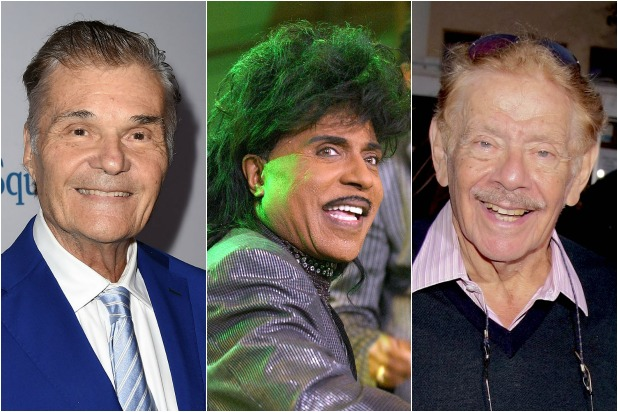 notable deaths Fred Willard Little Richard Jerry Stiller Death Gallery
