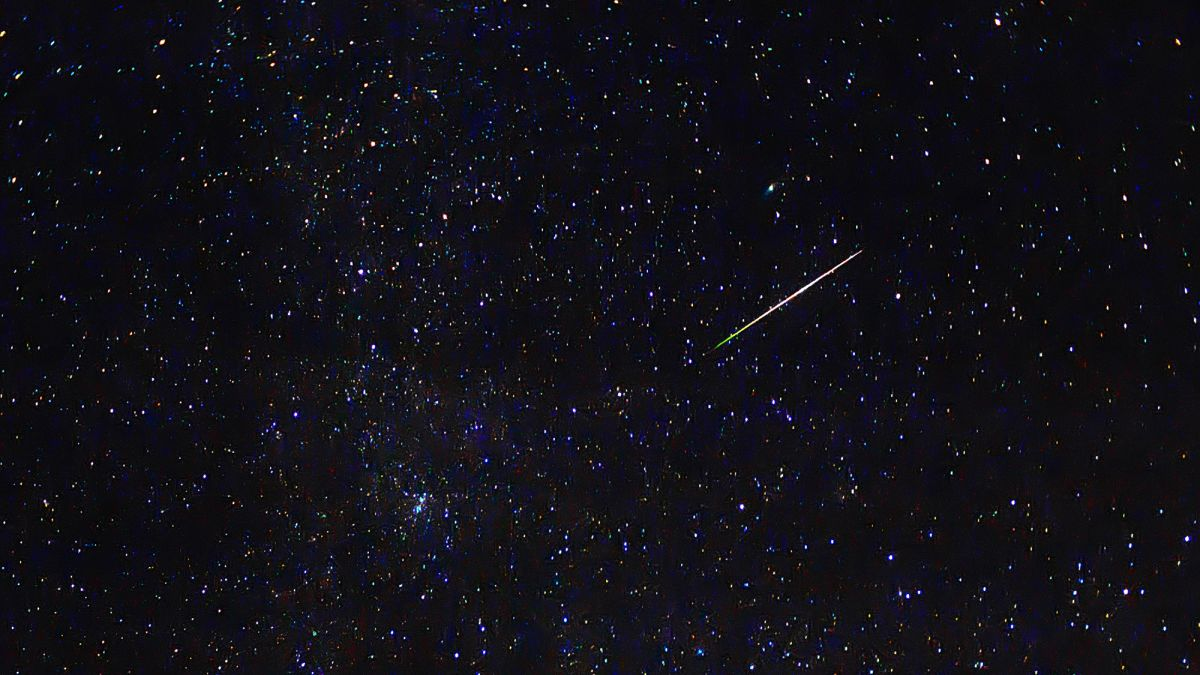 Perseid Meteor Shower 2020 - SPACE INDIA