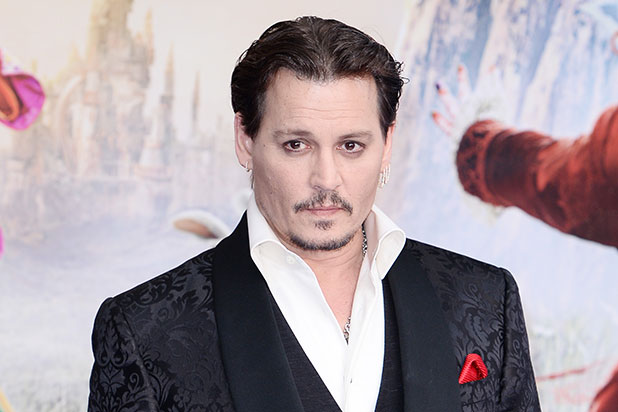 johnny depp signs with CAA