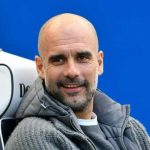 Photo of Manchester City manager Pep Guardiola