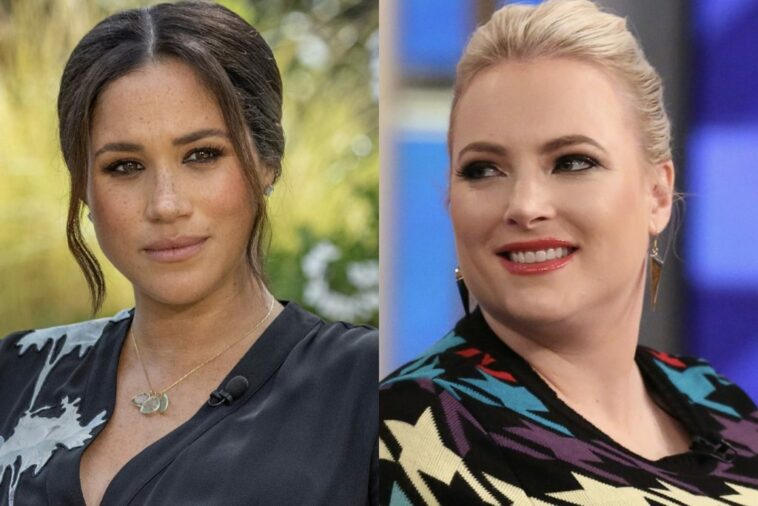 Meghan Markle and Meghan McCain