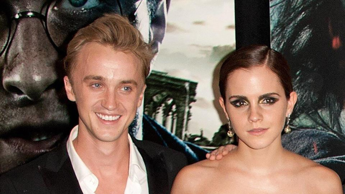 Emma Watson et Tom Felton