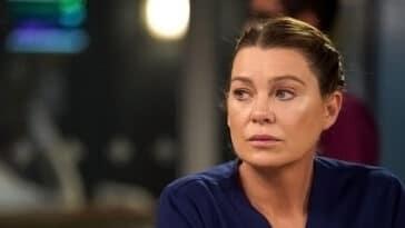 Ellen Pompeo arrête de jouer le rôle de Meredith Grey dans Grey's Anatomy